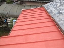 瓦棒屋根1