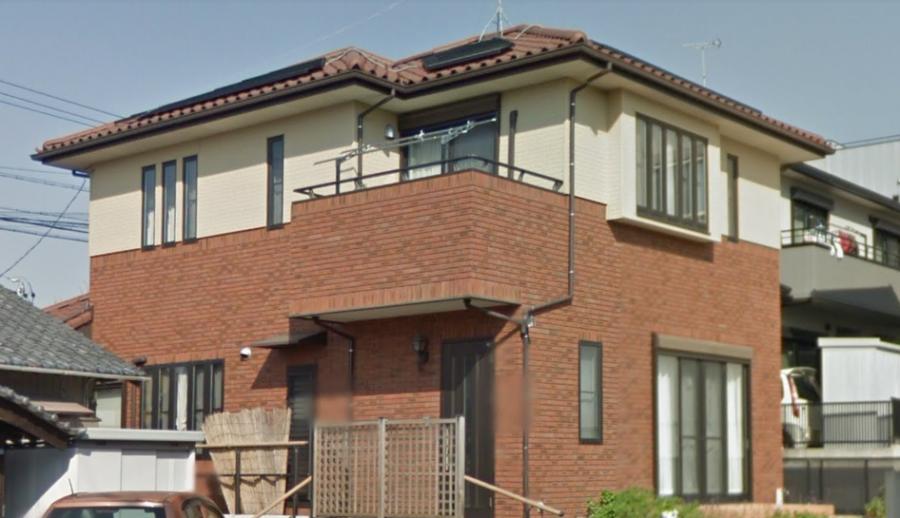 高浜市の2階建て洋瓦屋根の保守点検を行いました。