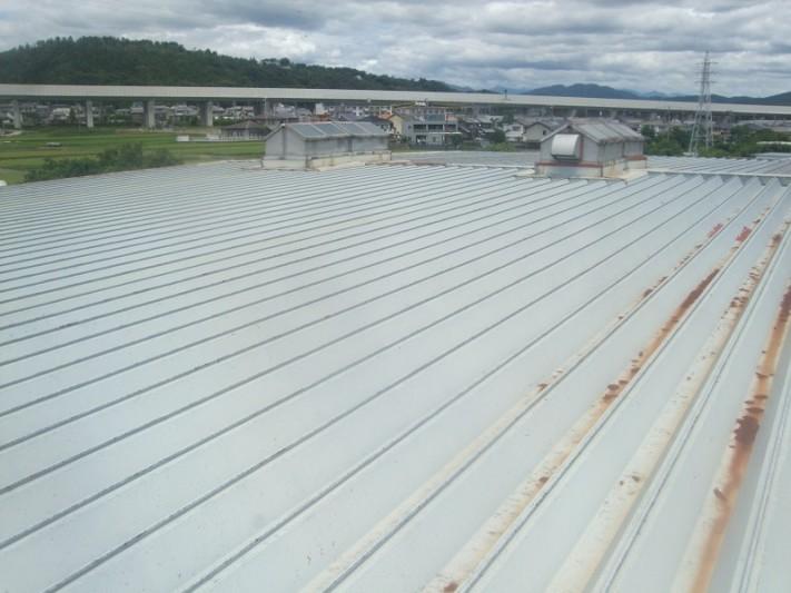 工場の屋根2