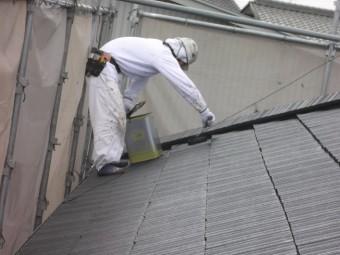 屋根塗装ローラー