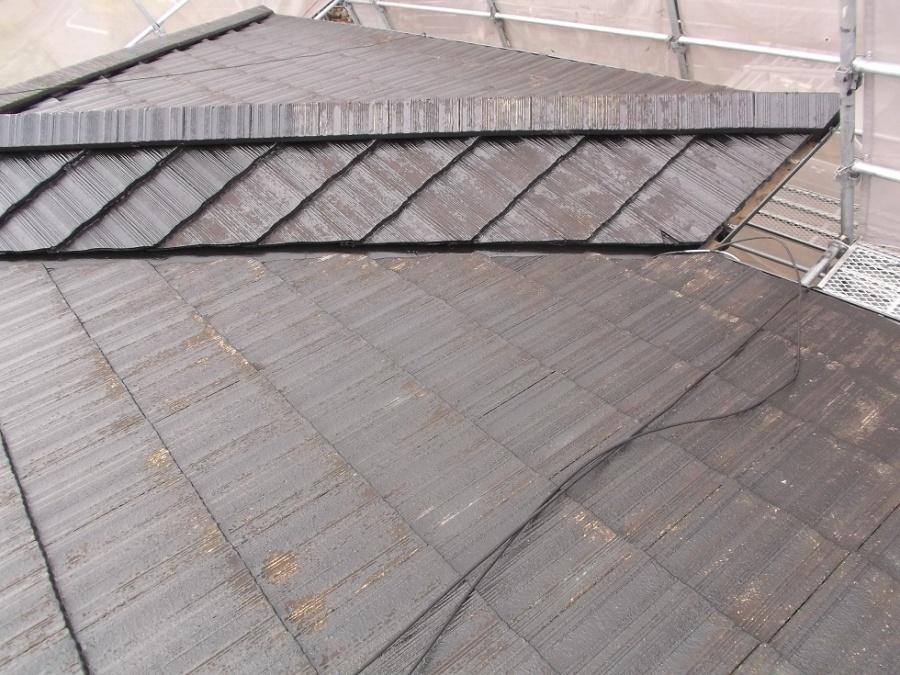 スレート屋根7