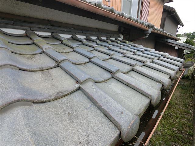 玄関ポーチ屋根