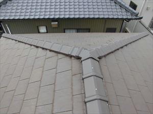 名古屋市 緑区|瓦屋根の点検のご依頼を頂きました。