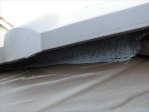 平板瓦屋根