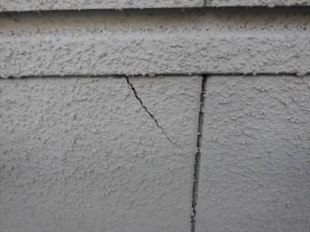 モルタル外壁のトラブル