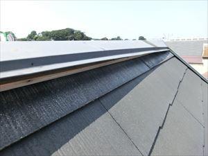カラーベスト瓦屋根点検