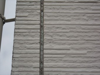 外壁目地の劣化
