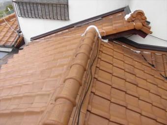 和瓦屋根点検