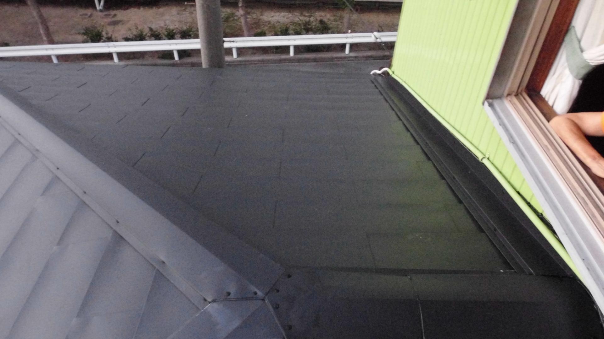 下屋根カバールーフ