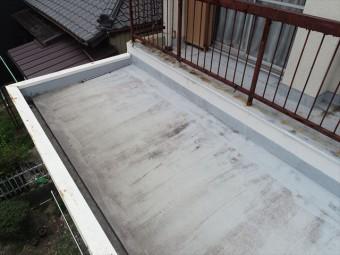 下屋根(南側)