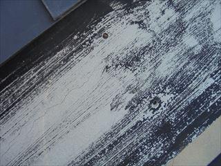 破風板腐食