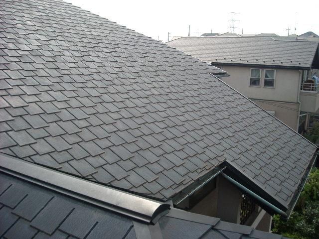 名古屋市緑区にて台風前の屋根点検を実施しました。