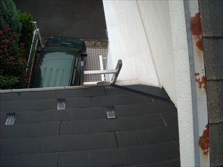 スレート屋根診断