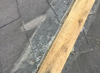 貫板の落下