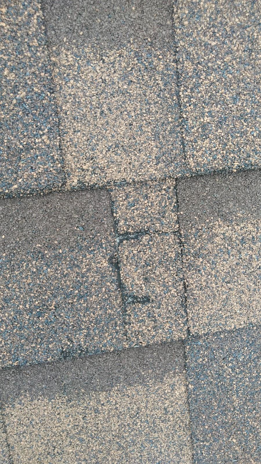 屋根材の経年劣化