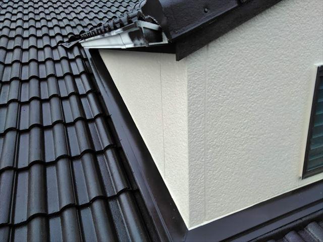 セメント瓦の塗装