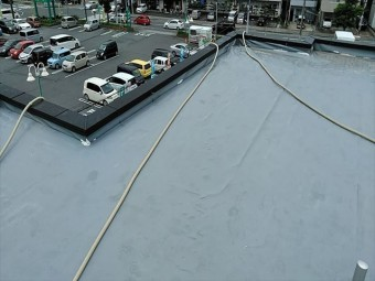 陸屋根防水