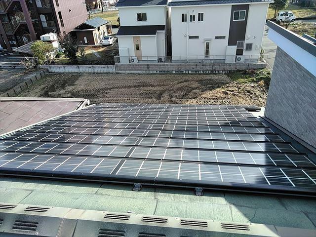 太陽光パネル(施工前)