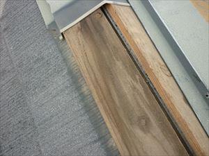 屋根棟板金