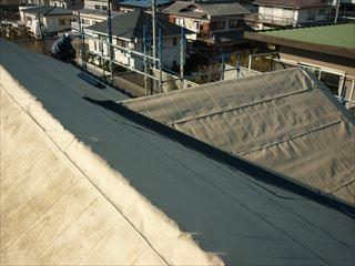 ルーフィング(防水シート)