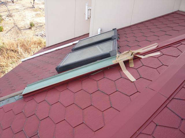 元の屋根状態