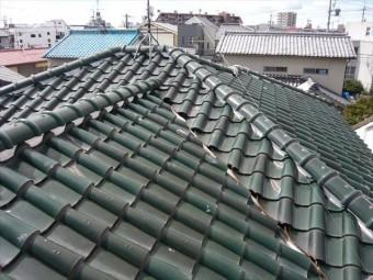 屋根(洋瓦)