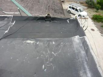 屋上防水の状態