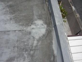 防水膜の劣化