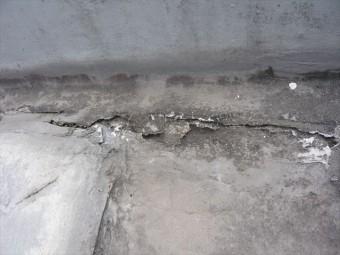 排水経路の劣化