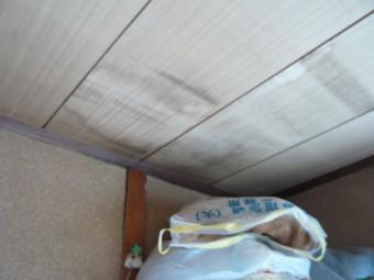 天井の雨染み