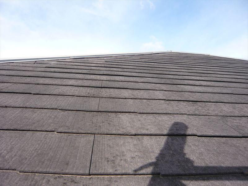 名古屋市緑区にてスレート屋根の点検依頼があり行ってきました