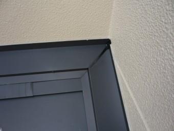 下屋根の納まり