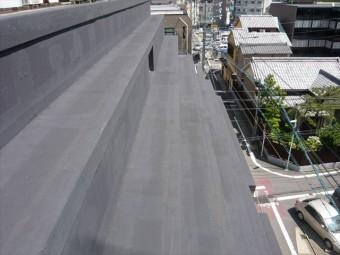 ビルの屋根
