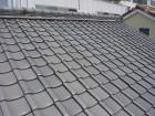 屋根の全景(施工前)