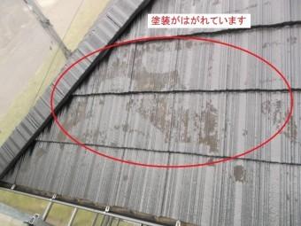 スレート屋根1