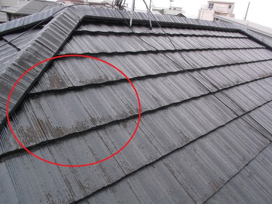 スレート屋根6