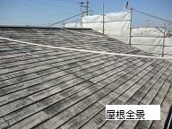 カラーベスト屋根現調写真