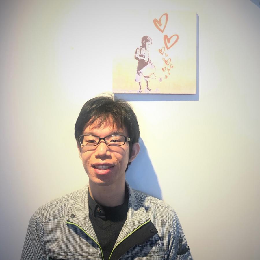 桂川 祐斗(かつらがわ ゆうと)