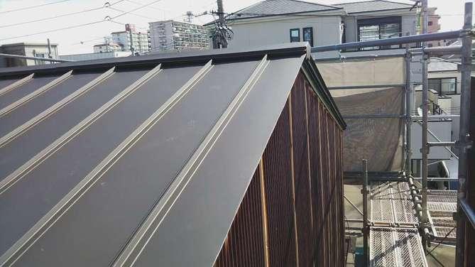 屋根カバー