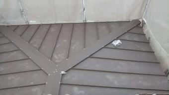 軒天の補修